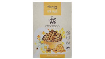 HONEY RICE BALLS