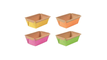 COLORED MOULDS ASSORTMENT