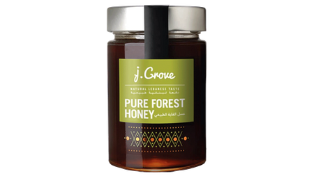 PURE FOREST HONEY