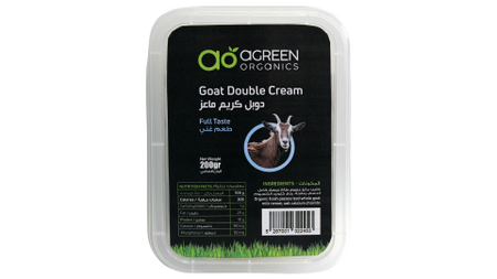 ORGANIC GOAT DOUBLE CREAM