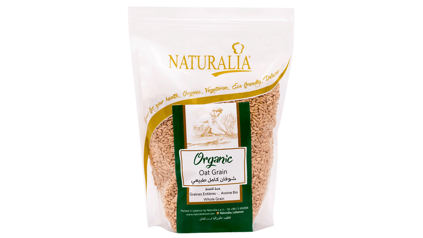 ORGANIC WHOLE OAT FLAKES