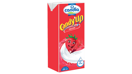 CANDY UP STRAWBERRY