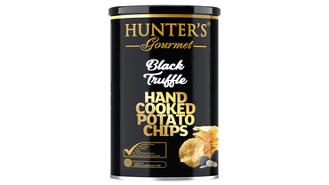 POTATO CHIPS BLACK TRUFFLE CANISTER