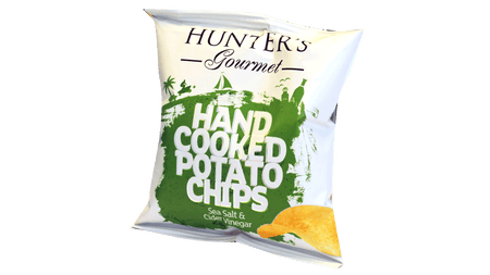 POTATO CHIPS SEA SALT & CIDER VINEGAR
