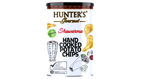HAND COOKED SHAWARMA CHIPS CAN