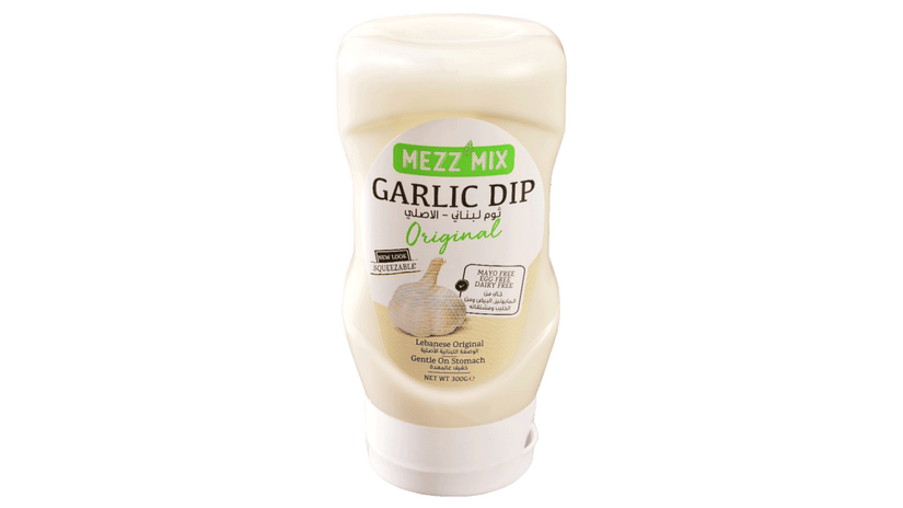 EGG FREE ORIGINAL GARLIC DIP