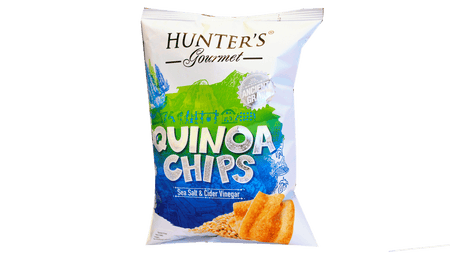 QUINOA CHIPS SALT & VINEGAR
