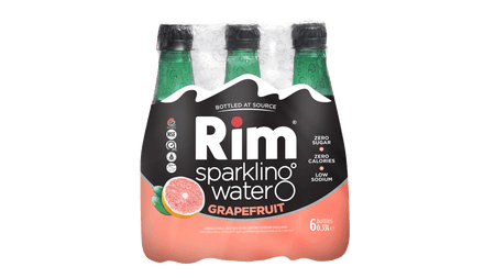 SPARKLING WATER GRAPEFRUIT