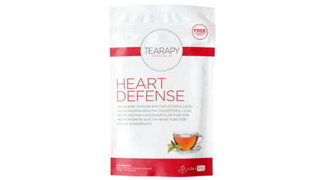 HEART DEFENSE TEA BAGS