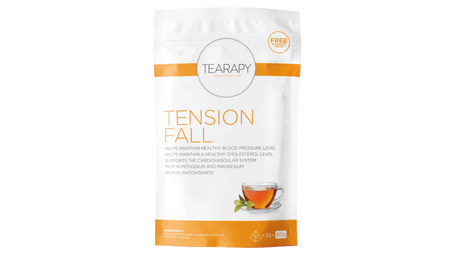 TENSION FALL TEA BAGS