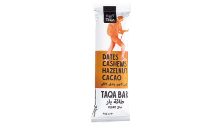 CASHEW HAZELNUT CACAO BAR