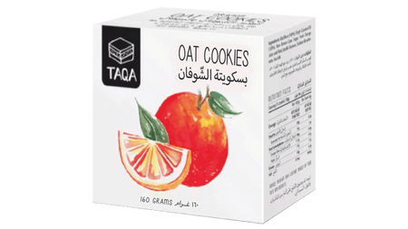 OAT COOKIES ORANGE MULTI PACK