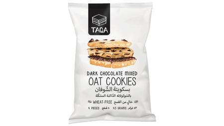 DARK CHOCO OAT COOKIES MIXED PACK