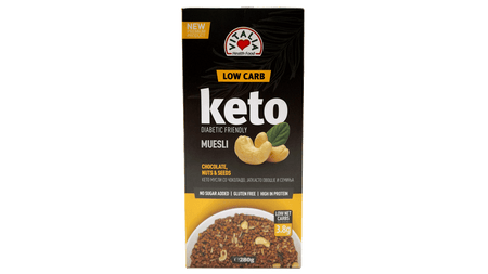 KETO MUESLI SEEDS & NUTS