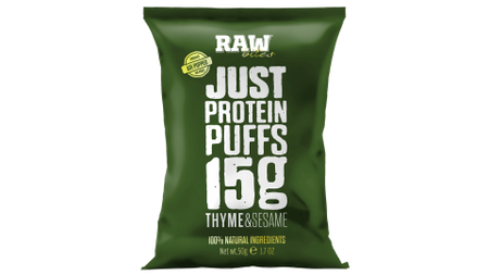 PROTEIN PUFFS THYME & SESAME
