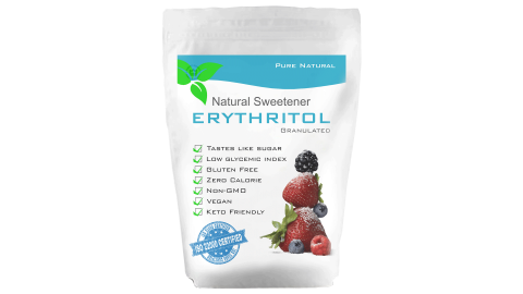 ERYTHRITOL SUGAR SUBSTITUTE GRANULATED
