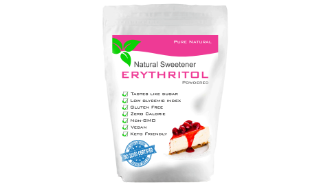 ERYTHRITOL SUGAR SUBSTITUTE POWDER