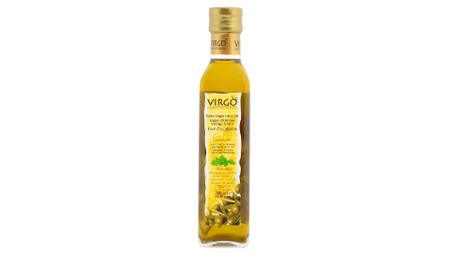 EXTRA VIRGIN OLIVE OIL BASILIC