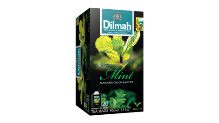 MINT FLAVOURED TEA