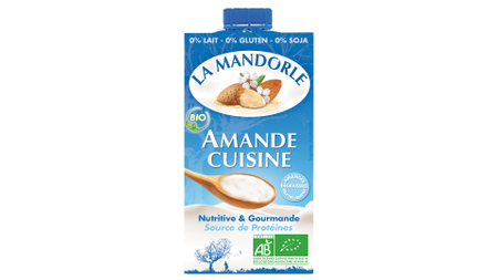 ORGANIC ALMOND COOKING CREAM