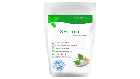 XYLITOL SUGAR SUBSTITUTE GRANULATED