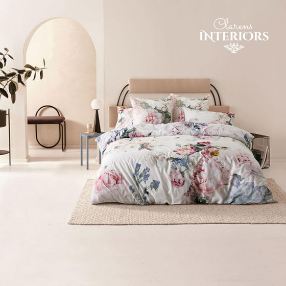 Audrina duvet cover set