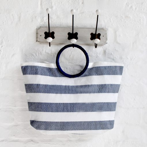Summer Bag Denim Stripe