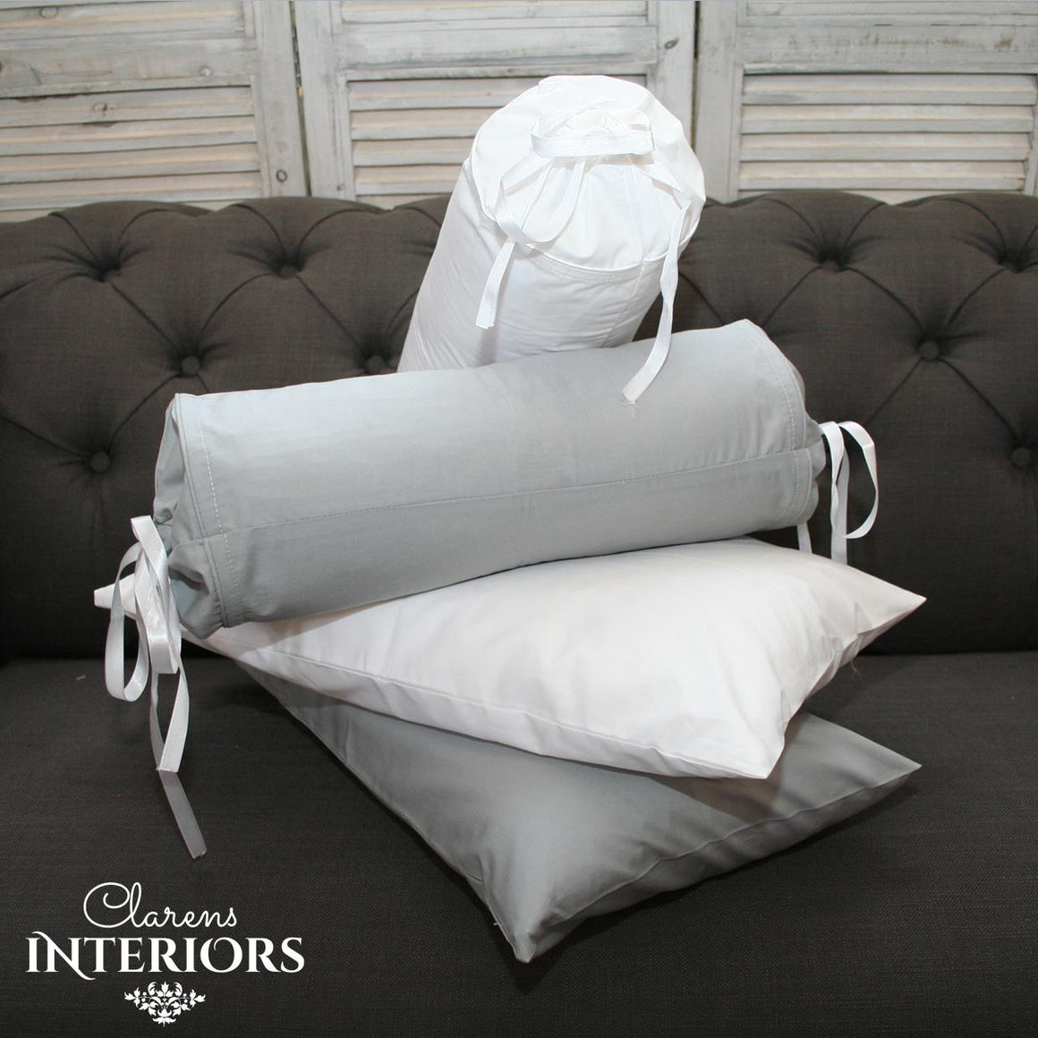 Neckroll & Travel Pillowcases