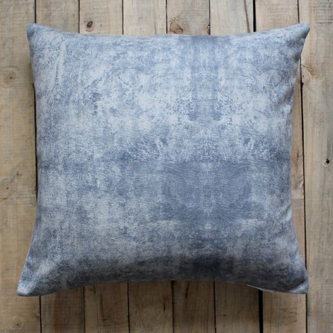 EMPEROR CUSHION - GREY