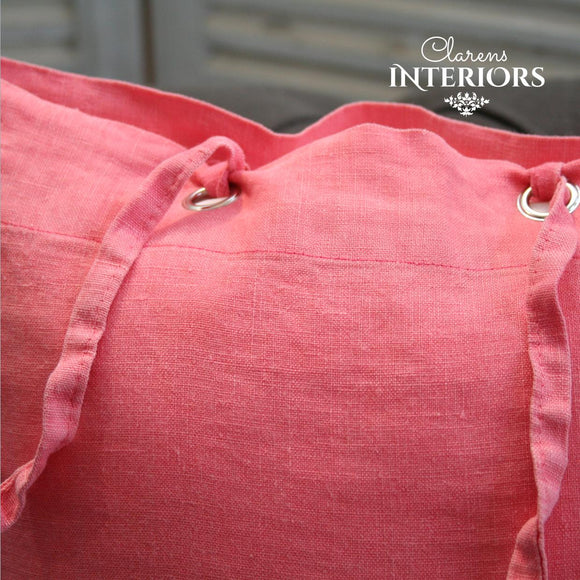 Slip Knot Cushion - Watermelon