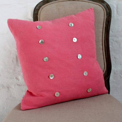 Alexa Cushion - Pink
