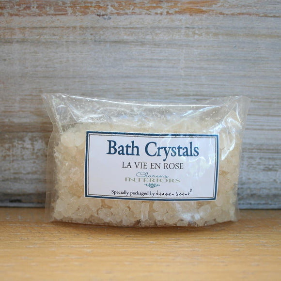 Bath Crystals 80g