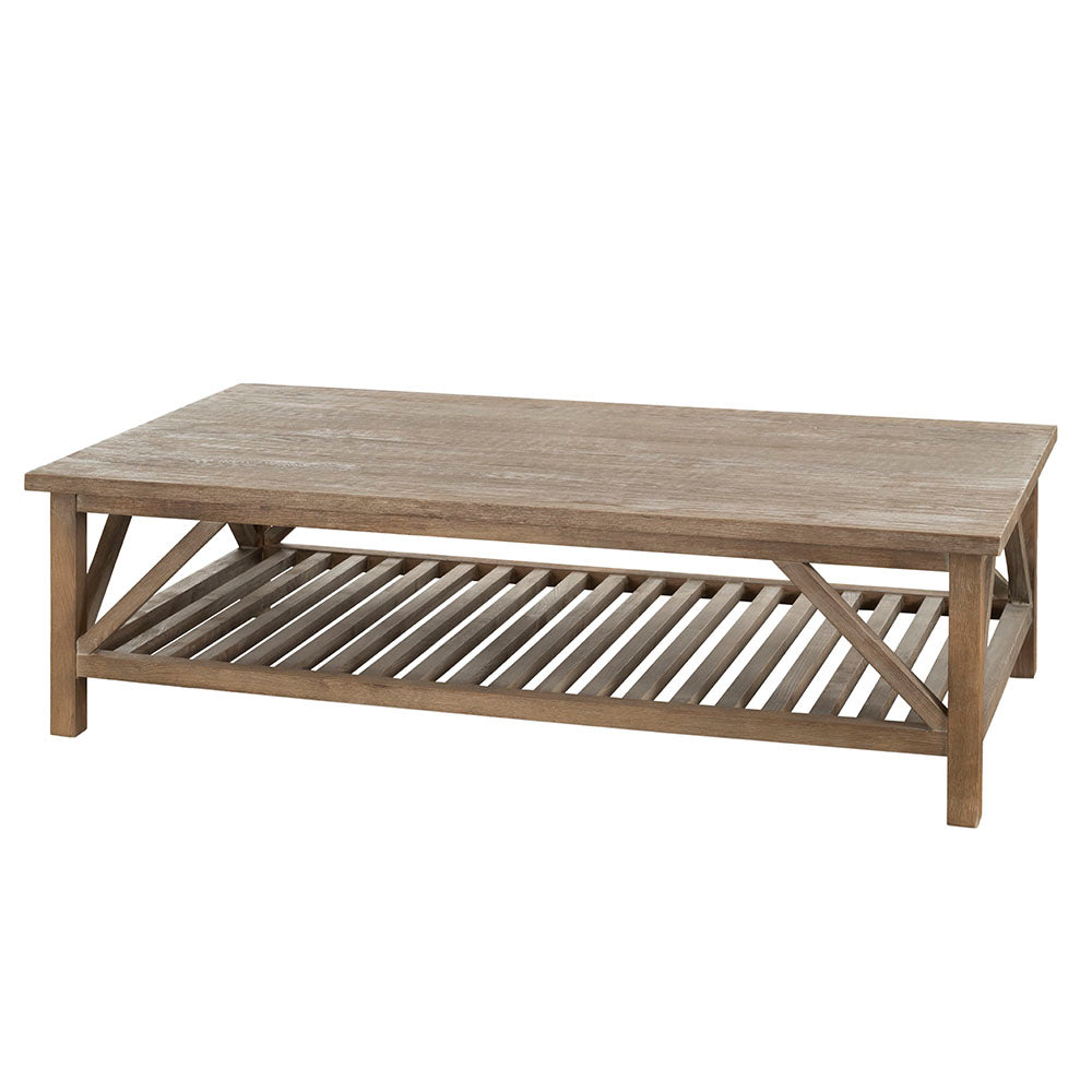 Oak Natural Coffee Table