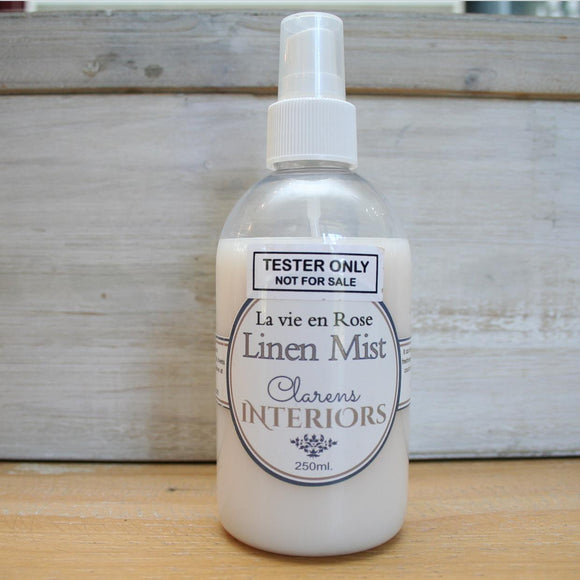 Linen Mist spray bottle 250ml