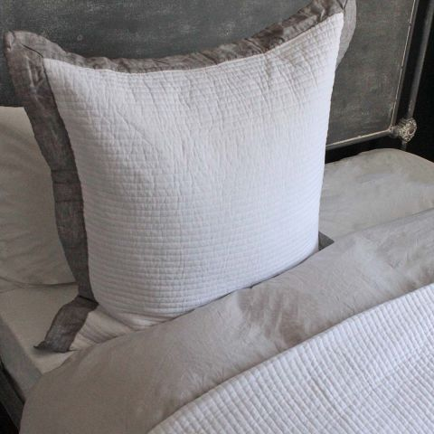 SARAH 2 TONE PILLOWSHAM COVER