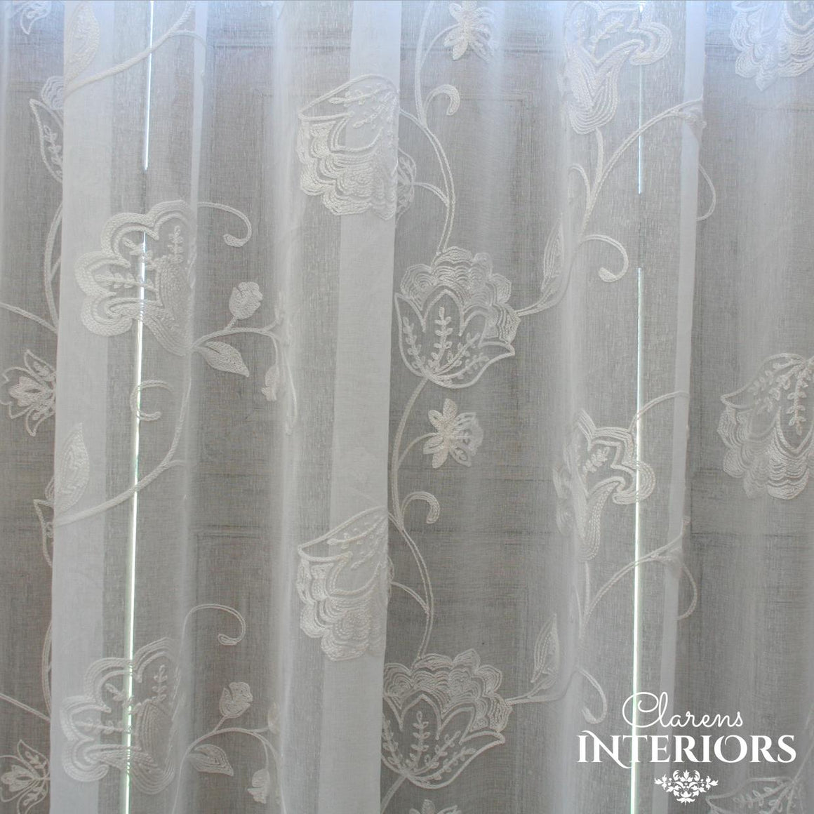 Venice Taped Curtain