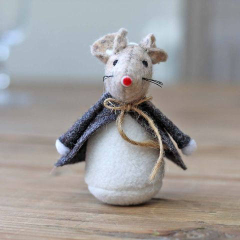 WINTER COAT MOUSE