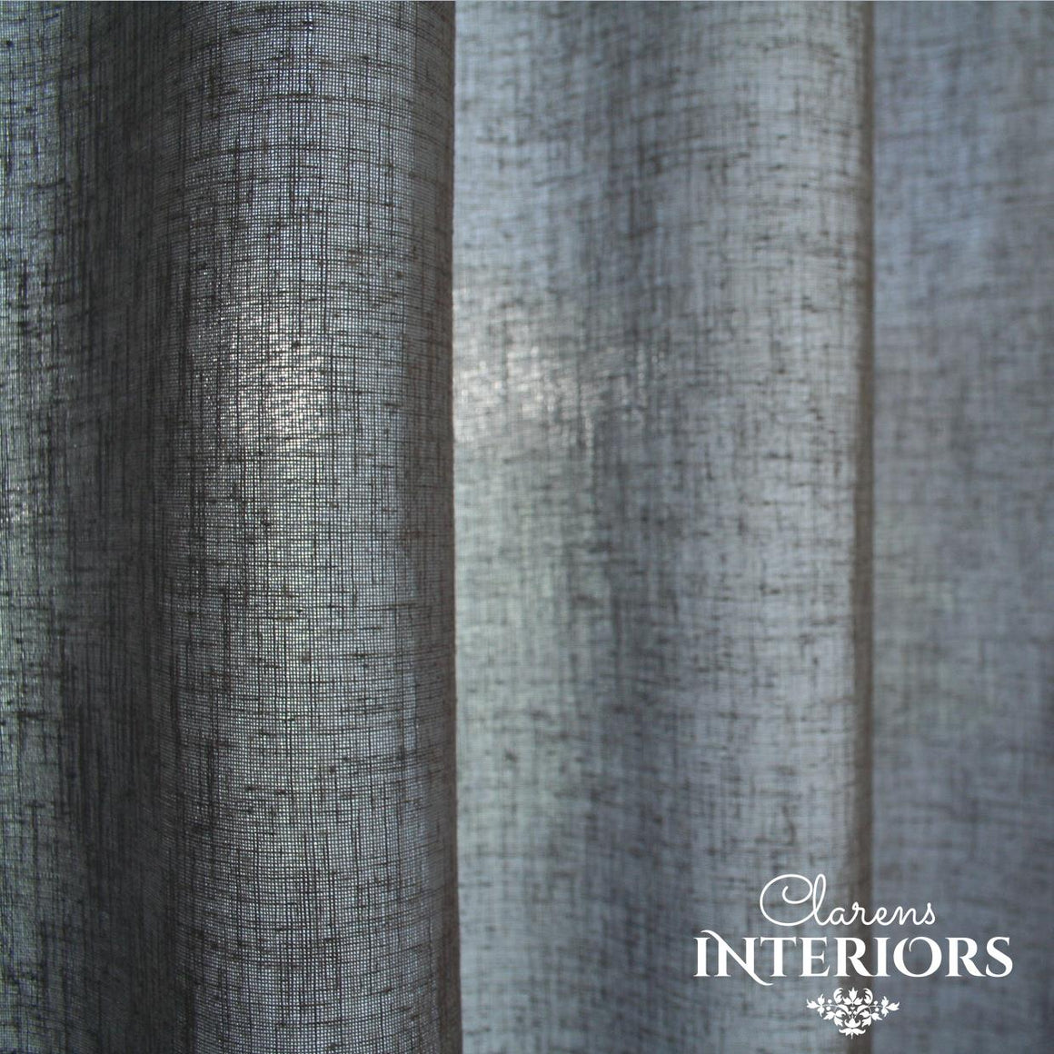 Willow Silvery Curtain