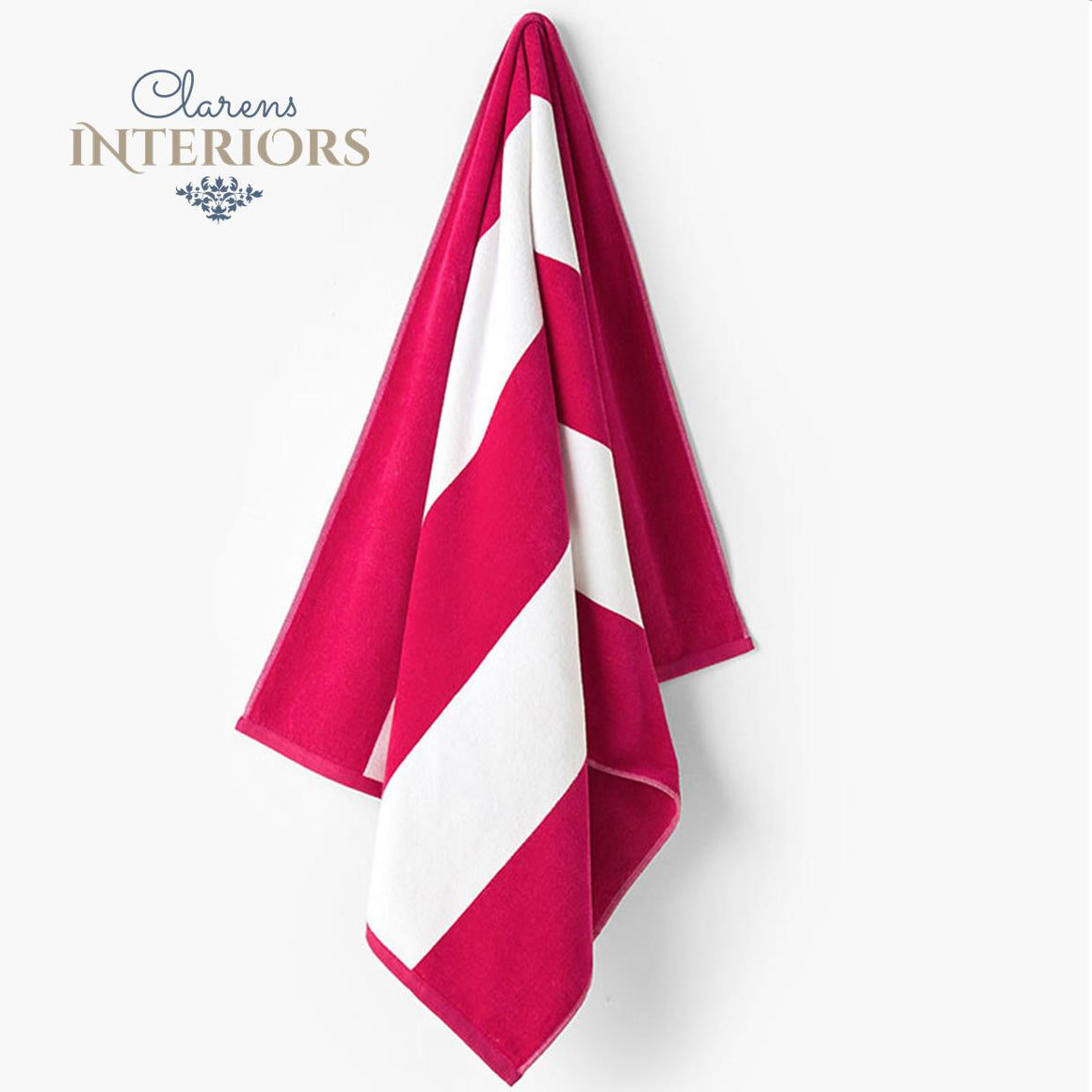 Cabana Ruby Beach Towel