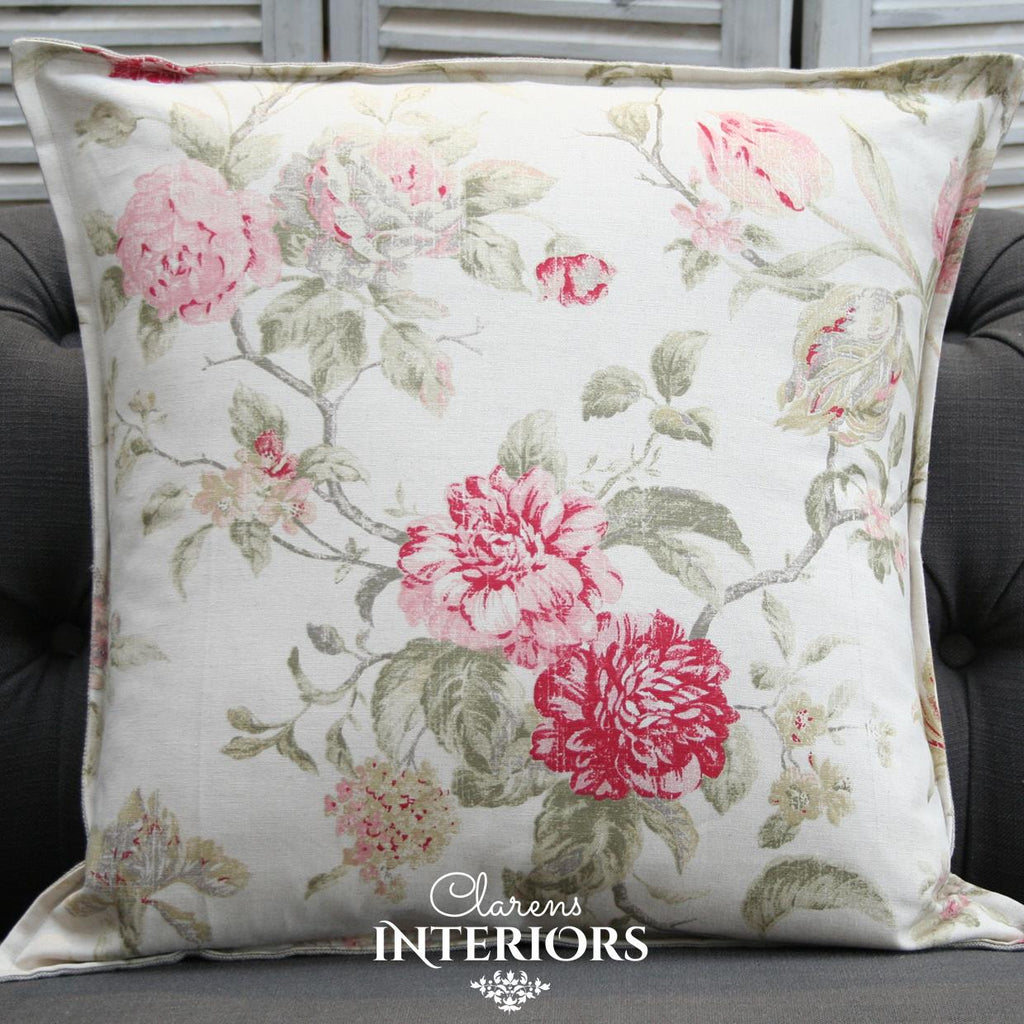Antique Rose Cushion