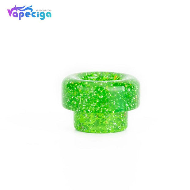 REEVAPE AS137E 810 Resin Replacement Drip Tip Light Green