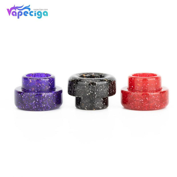 REEVAPE AS137E 810 Resin Replacement Drip Tip 3 Colors display