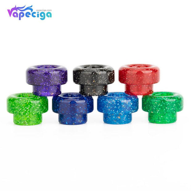 REEVAPE AS137E 810 Resin Replacement Drip Tip 7 Colors Optional