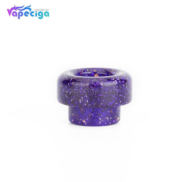REEVAPE AS137E 810 Resin Replacement Drip Tip Purple