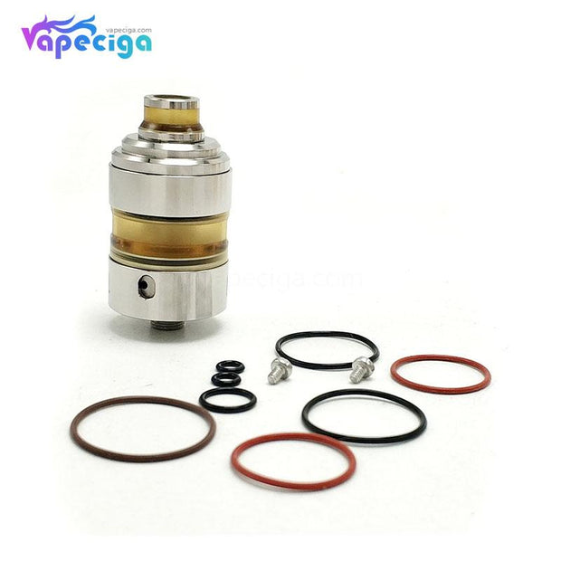 Coppervape Hussar Project X Style RTA 2ml 22mm