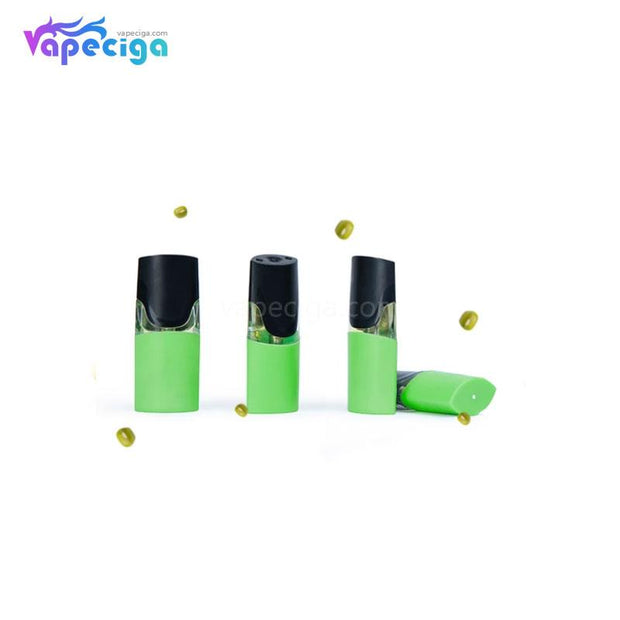 MOTI Replacement Pre-filled Pod Mung Bean 1.8ml 4PCs Chinese Edition