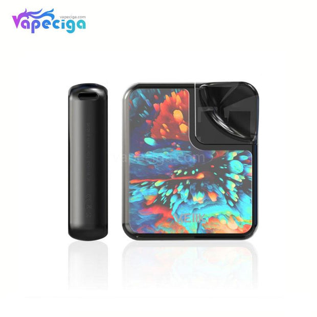 VEIIK Cracker Vape Pod System Starter Kit 500mAh 2ml Over View