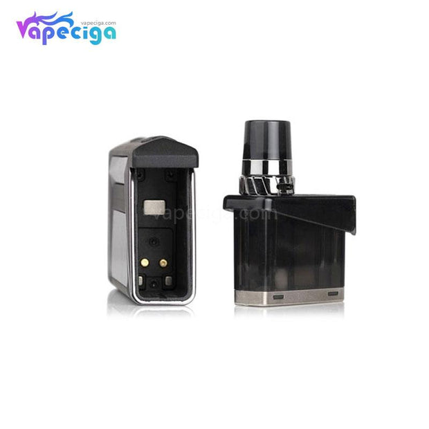 Wismec Preva DNA Vape Pod System VW Starter Kit 2 Different Pod Cartridge