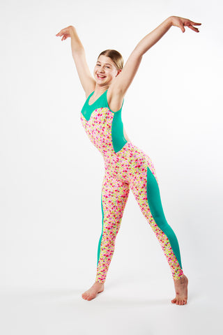 One Decision One Piece-Florescent Floral