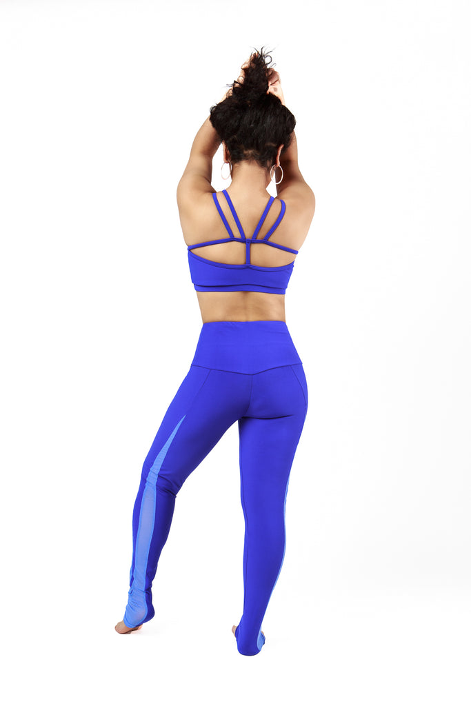 Spring Flame Leggings